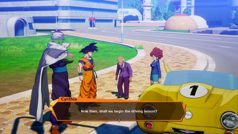 Screenshot 5 - DRAGON BALL Z: KAKAROT - Ultimate Edition