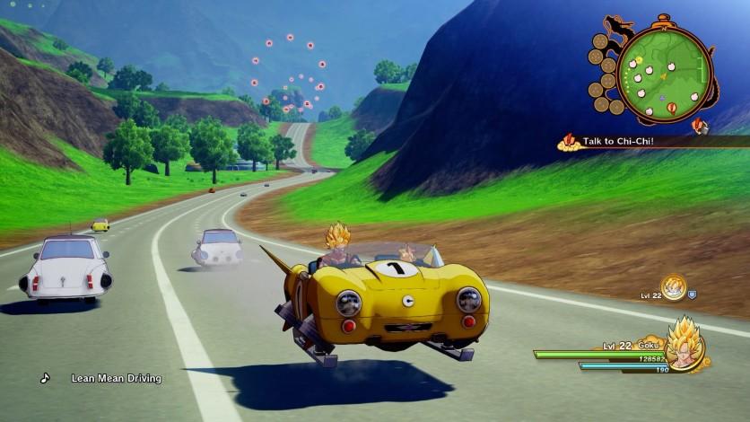 Screenshot 10 - DRAGON BALL Z: KAKAROT - Ultimate Edition