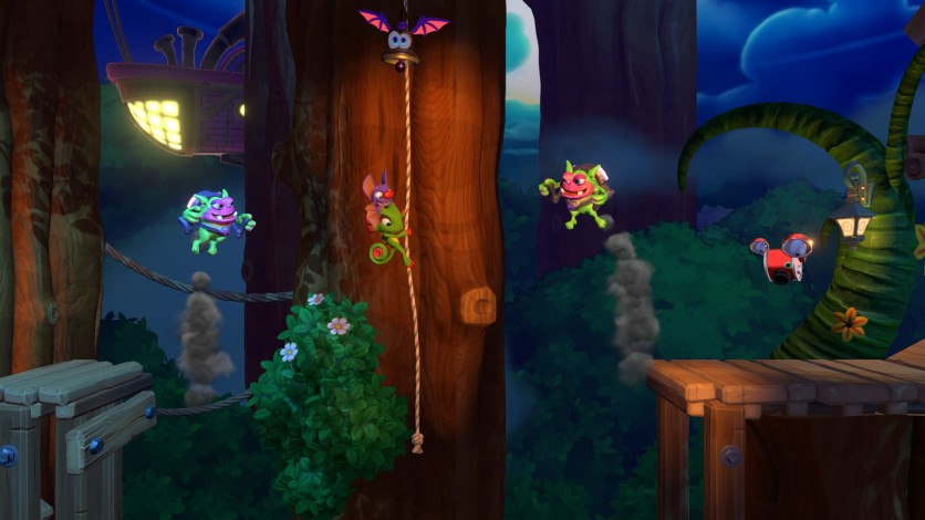 Screenshot 6 - Yooka-Laylee and the Impossible Lair - Deluxe Edition