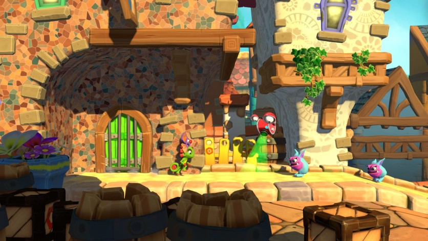 Screenshot 3 - Yooka-Laylee and the Impossible Lair - Deluxe Edition