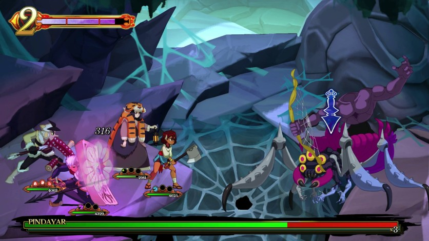 Screenshot 14 - Indivisible