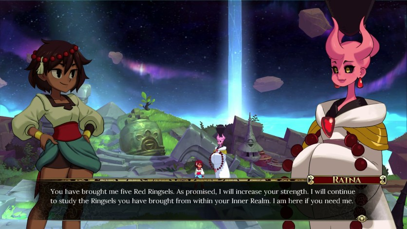 Screenshot 3 - Indivisible