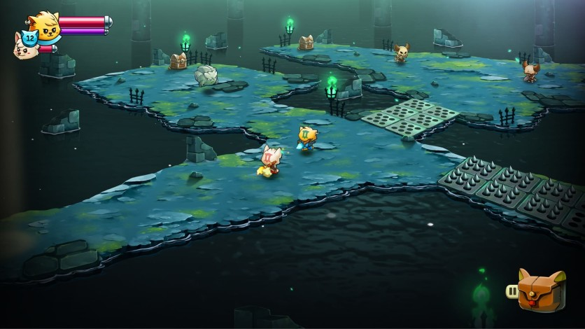 Screenshot 4 - Cat Quest II