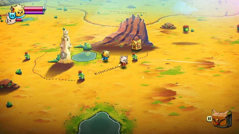 Screenshot 6 - Cat Quest II