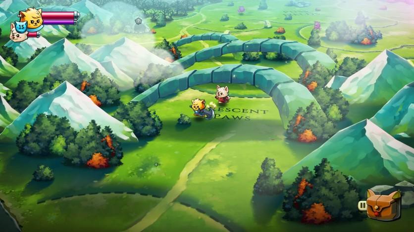 Screenshot 3 - Cat Quest II
