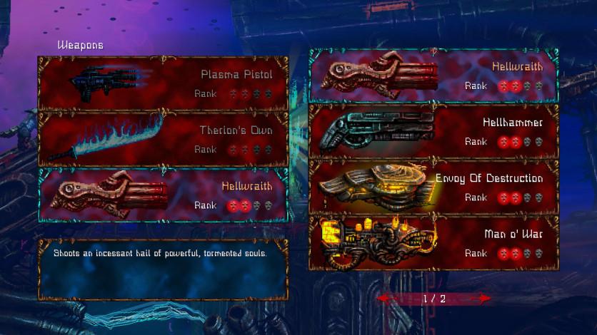 Screenshot 4 - Valfaris