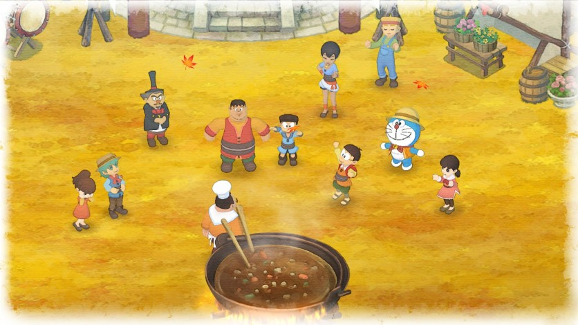Screenshot 11 - DORAEMON STORY OF SEASONS