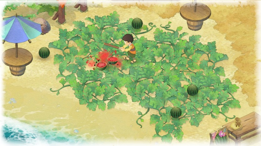 Screenshot 2 - DORAEMON STORY OF SEASONS