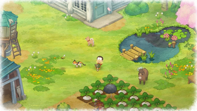 Screenshot 9 - DORAEMON STORY OF SEASONS