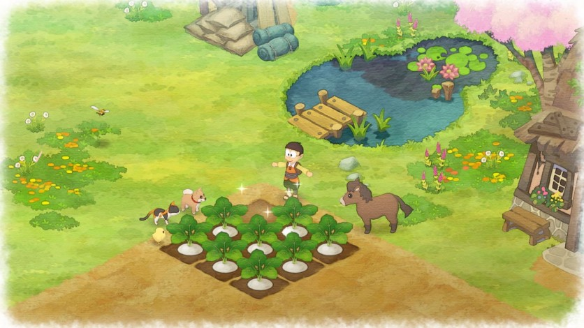 Screenshot 5 - DORAEMON STORY OF SEASONS
