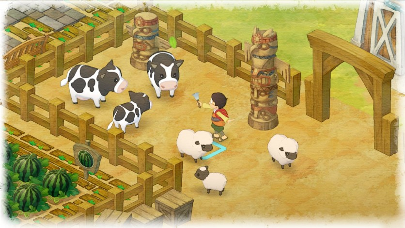 Screenshot 7 - DORAEMON STORY OF SEASONS