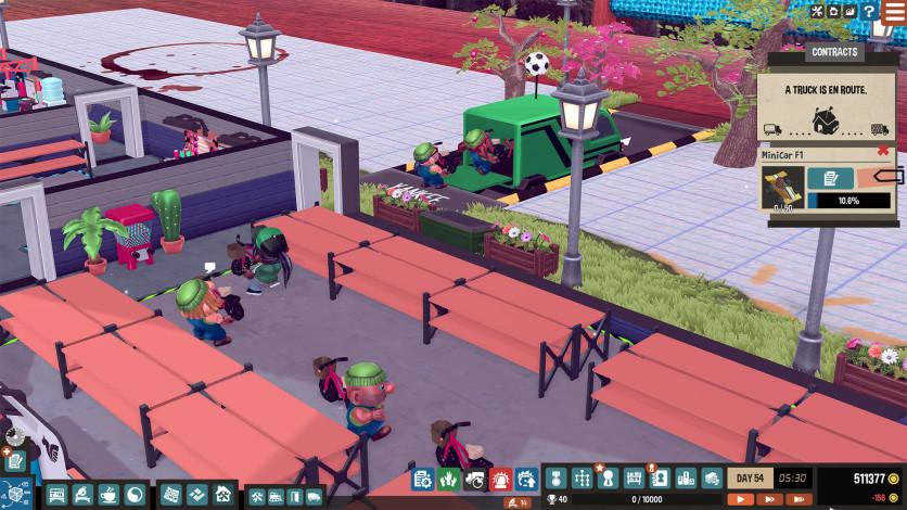Screenshot 2 - Little Big Workshop