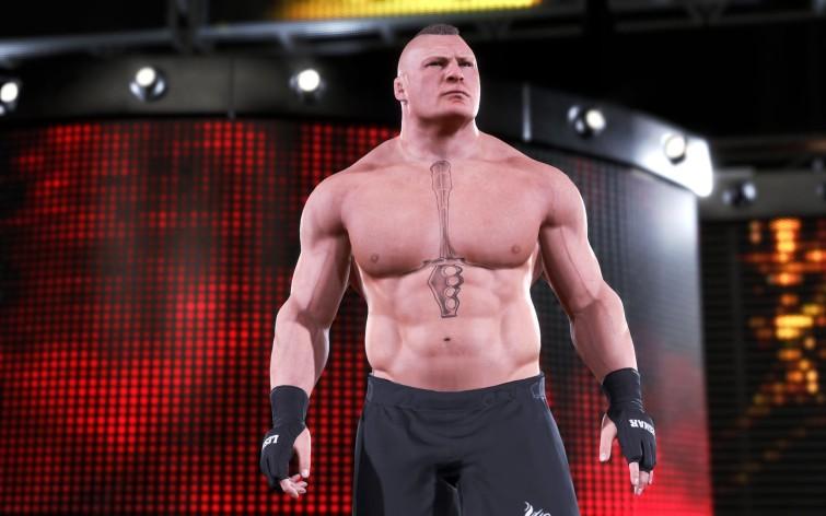 Screenshot 3 - WWE 2K20
