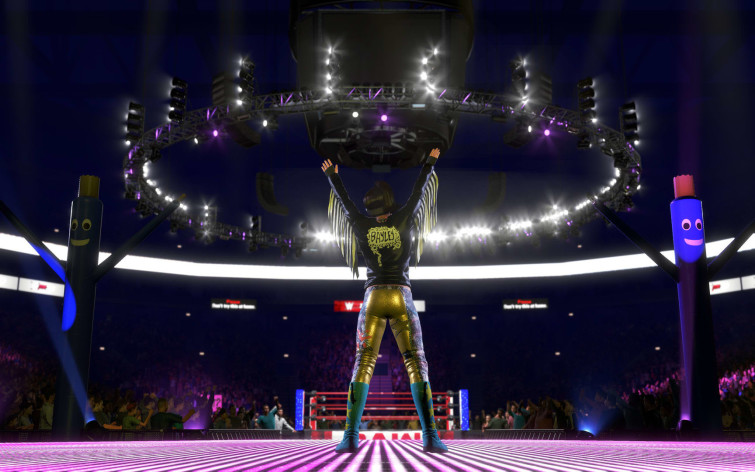 Screenshot 2 - WWE 2K20 - Deluxe Edition