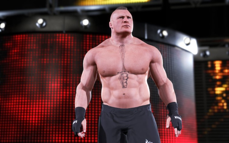 Screenshot 3 - WWE 2K20 - Deluxe Edition