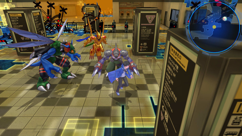 Screenshot 5 - Digimon Story Cyber Sleuth: Complete Edition