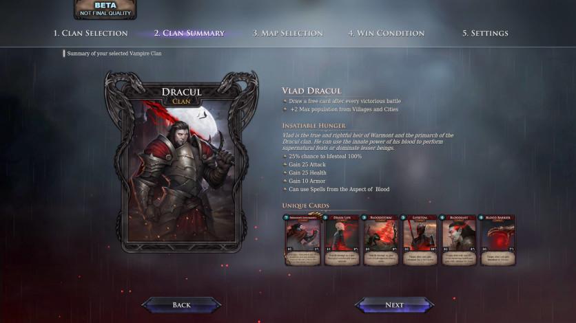 Screenshot 4 - Immortal Realms: Vampire Wars