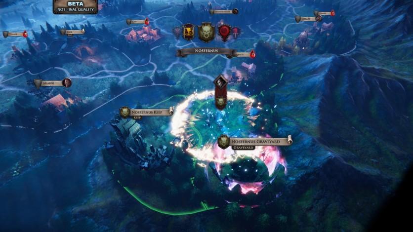 Screenshot 3 - Immortal Realms: Vampire Wars