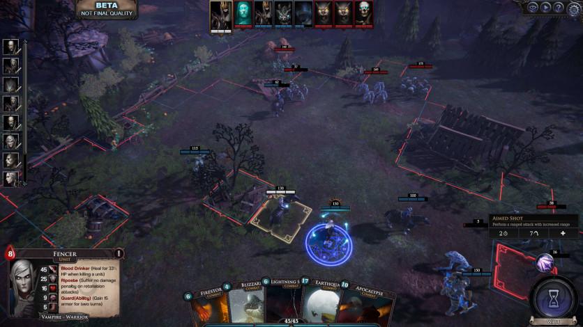 Screenshot 8 - Immortal Realms: Vampire Wars