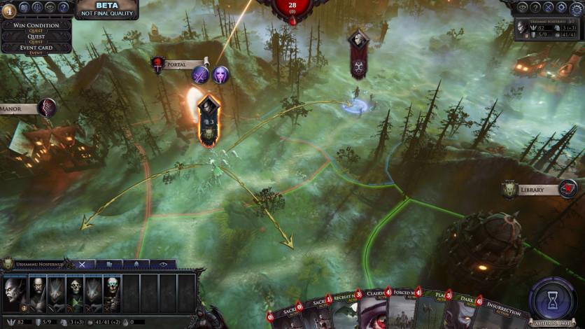 Screenshot 10 - Immortal Realms: Vampire Wars