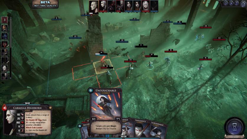 Screenshot 7 - Immortal Realms: Vampire Wars