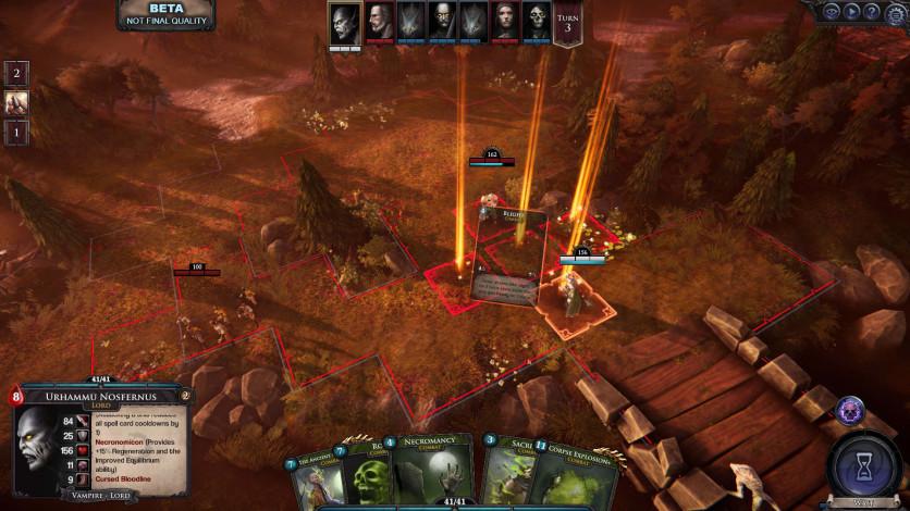 Screenshot 5 - Immortal Realms: Vampire Wars
