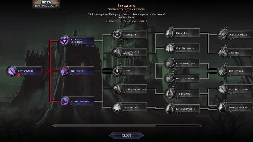Screenshot 9 - Immortal Realms: Vampire Wars