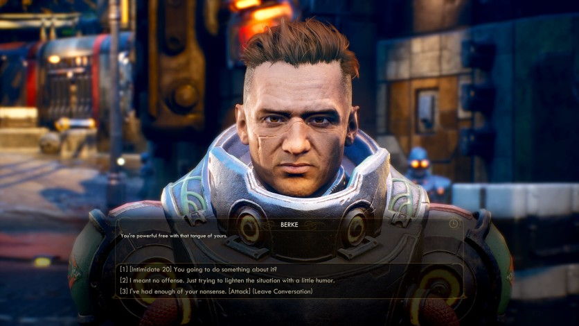 Screenshot 2 - The Outer Worlds