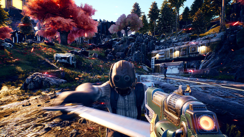 Screenshot 3 - The Outer Worlds