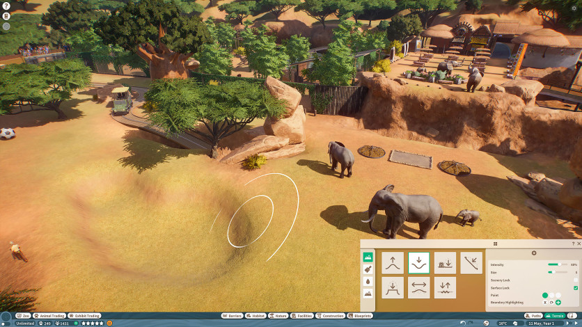 Screenshot 4 - Planet Zoo