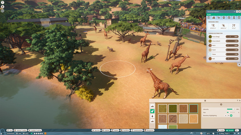 Screenshot 7 - Planet Zoo