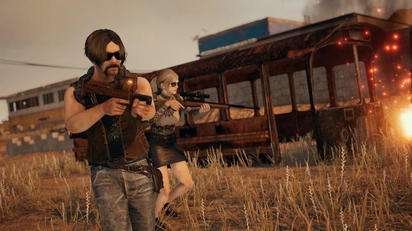 Screenshot 3 - PUBG: Survivor Pass: Badlands [DLC]