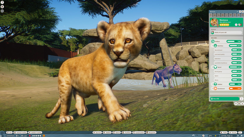 Screenshot 16 - Planet Zoo - Deluxe Edition