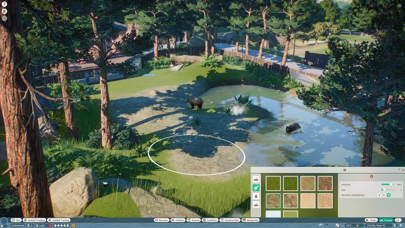 Screenshot 9 - Planet Zoo - Deluxe Edition