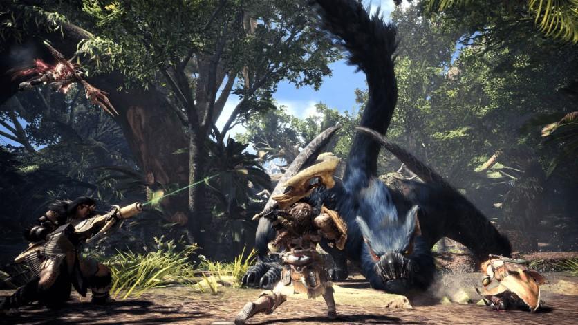 Screenshot 4 - Monster Hunter World: Iceborne