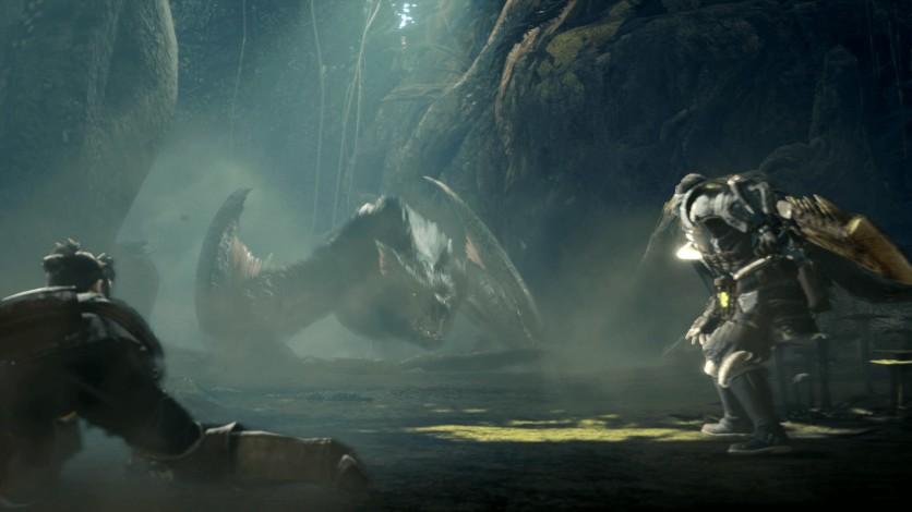 Screenshot 8 - Monster Hunter World: Iceborne