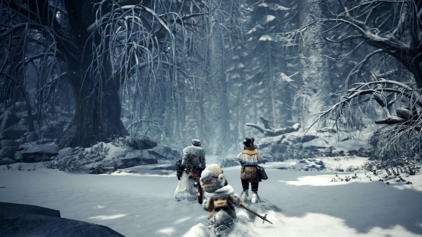 Screenshot 10 - Monster Hunter World: Iceborne