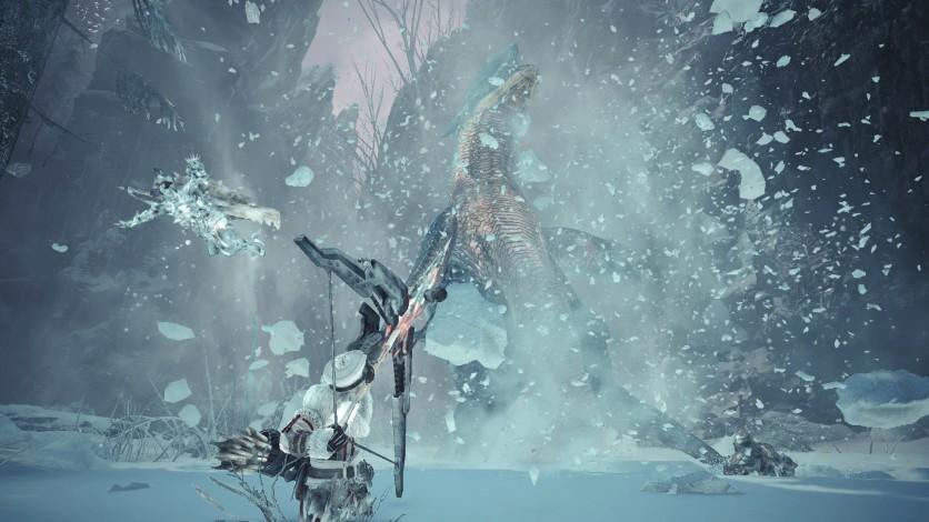 Screenshot 3 - Monster Hunter World: Iceborne