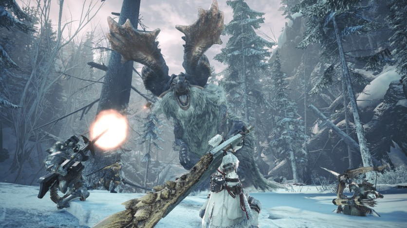 Screenshot 5 - Monster Hunter World: Iceborne - Deluxe Edition