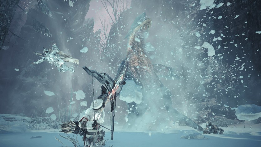 Screenshot 3 - Monster Hunter World: Iceborne - Deluxe Edition