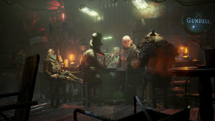 Screenshot 5 - Mutant Year Zero: Road to Eden