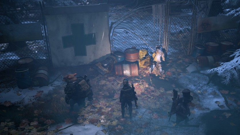Screenshot 9 - Mutant Year Zero: Road to Eden
