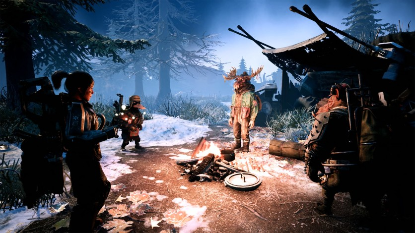 Screenshot 2 - Mutant Year Zero: Seed of Evil