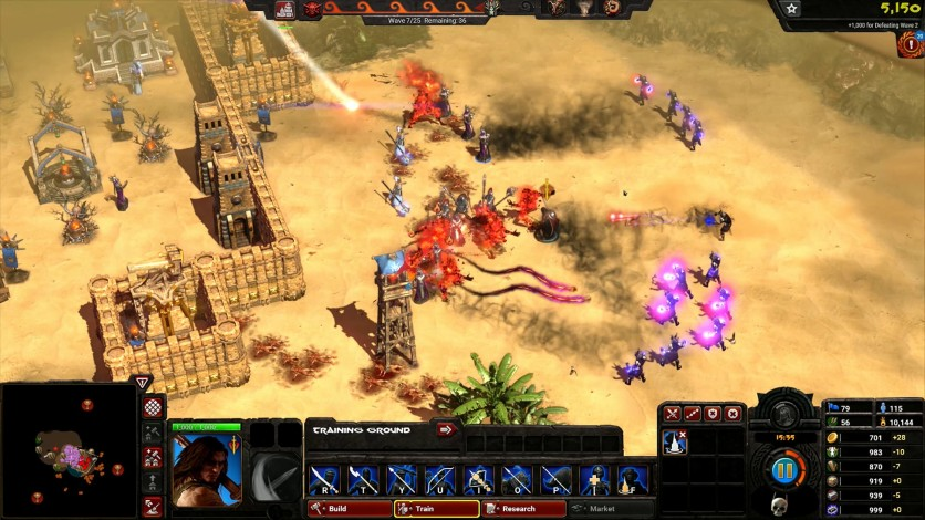 Screenshot 3 - Conan Unconquered