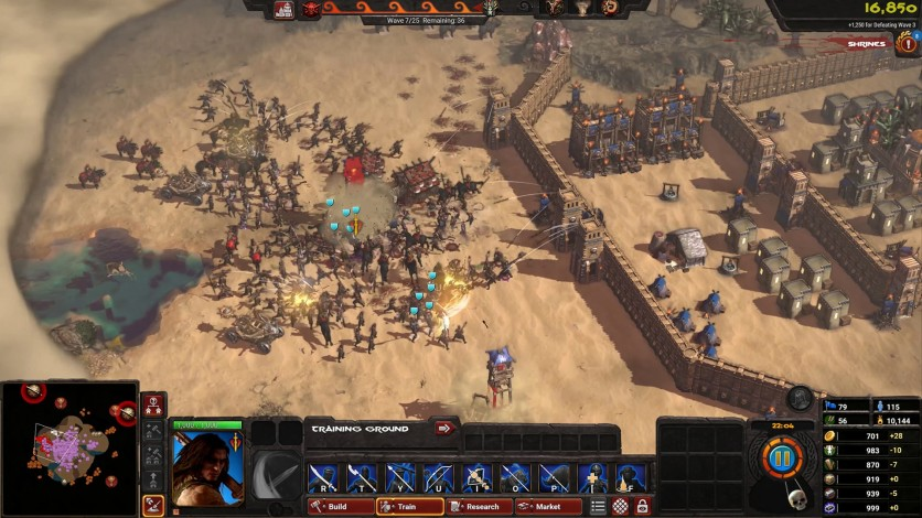 Screenshot 6 - Conan Unconquered