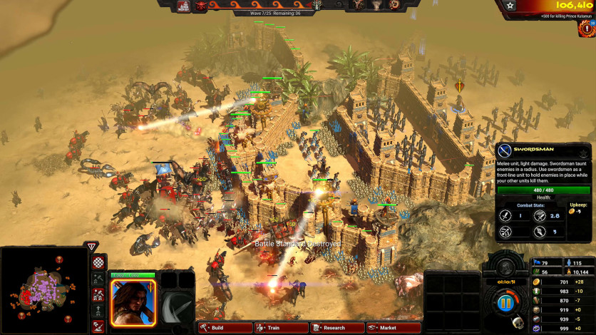 Screenshot 4 - Conan Unconquered