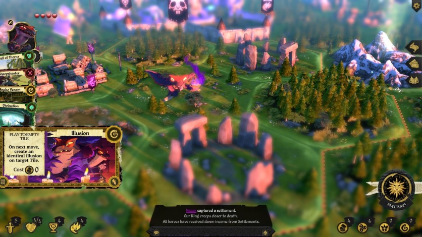 Screenshot 6 - Armello - The Dragon Clan