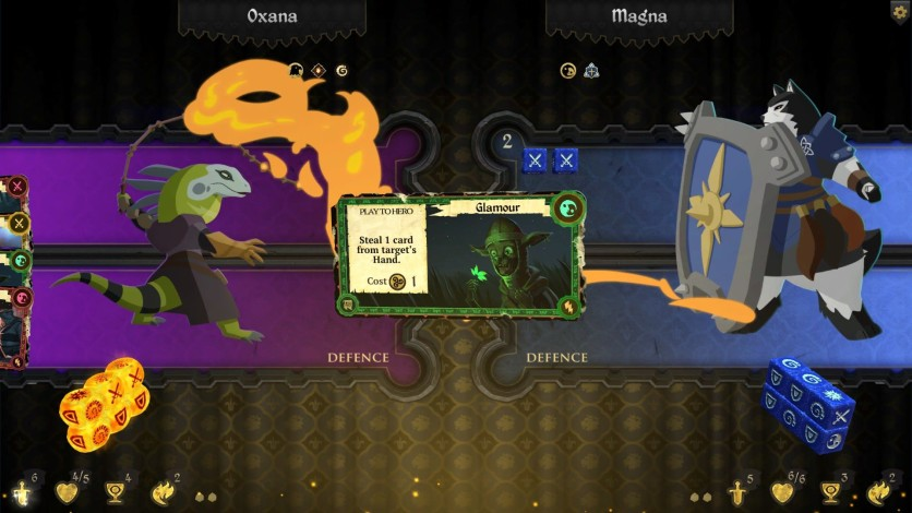 Screenshot 7 - Armello - The Dragon Clan
