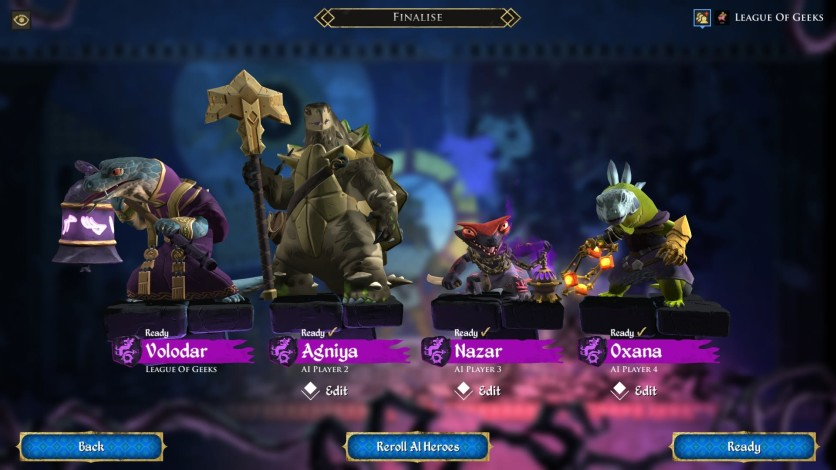 Screenshot 11 - Armello - The Dragon Clan