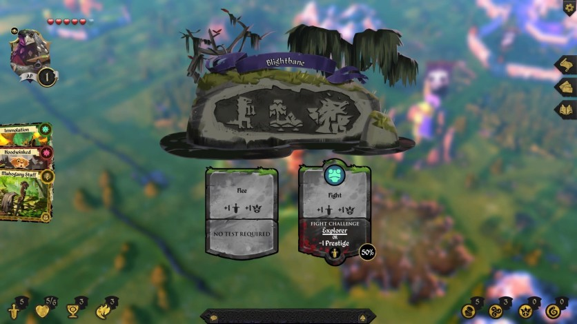Screenshot 3 - Armello - The Dragon Clan